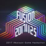 2017 Akatsuki Game Hackathon