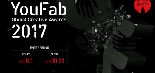 YouFab Global Creative Awards 2017