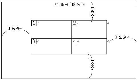 四格漫畫1