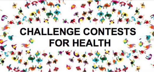 「健康挑戰賽」徵集大賽