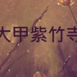 106年度紫竹寺仙佛勸世文書法比賽