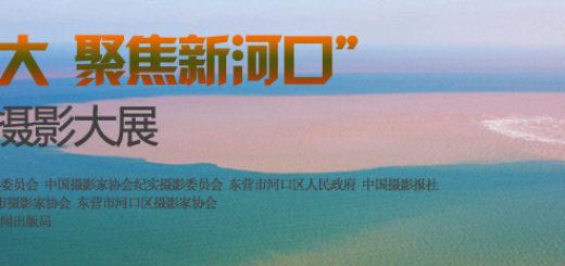 「迎慶十九大 聚焦新河口」第五屆全國攝影大展徵稿