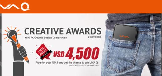 「LIVA Creative Awards」平面創意徵件