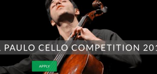 第六屆國際保羅大提琴比賽
