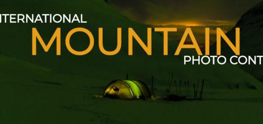 CVCEPHOTO 4th International Mountain Activity Photo Contest