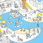 未來空間:日本橫濱象鼻公園10週年創意競賽