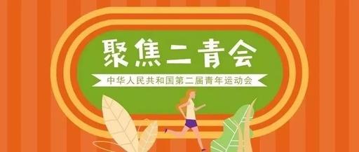 中華人民共和國第二屆青年運動會徵集志願者徽、暱稱、口號