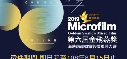 2019第六屆「金飛燕」海峽兩岸微電影微視頻大賽