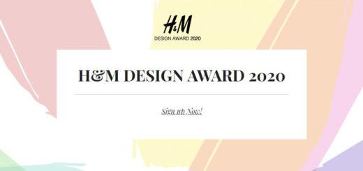 2020年H&M設計獎設計徵集大賽