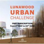 Lunawood城市挑戰設計競爭