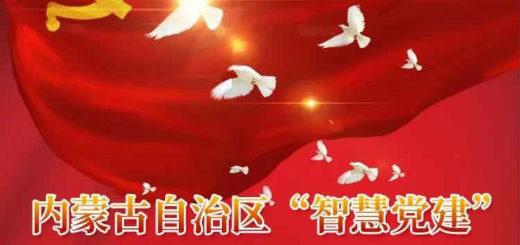 內蒙古自治區「智慧黨建」品牌設計作品徵集