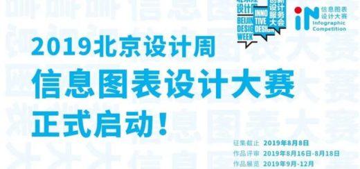 2019北京設計周信息圖表設計大賽