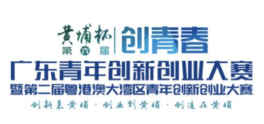 2019第六屆「黃埔盃.創青春」廣東青年文化和旅遊創新創業大賽