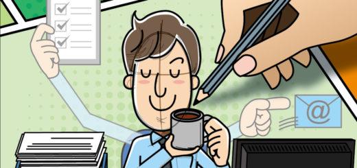 2019管理工作壓力有辦法職安健漫畫設計比賽