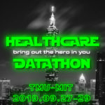 2019 TMU-MIT Healthcare Datathon 醫療數據松