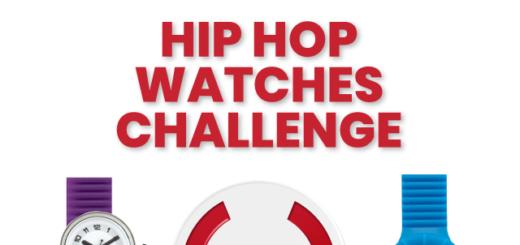 Hip Hop Watches Challenge