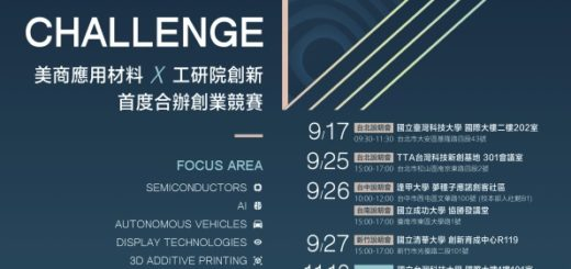 The 2019 Deep Tech Challenge