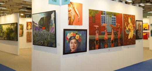 2020「台北新藝術博覽會」國際藝術家大獎賽