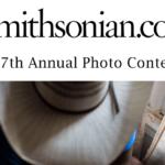 17th Annual Smithsonian.com Photo Contest