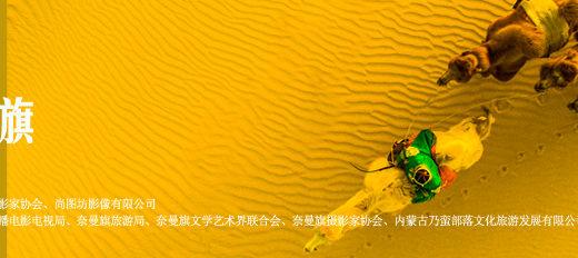 2019「生態大漠」第四屆奈曼旗全國攝影大展