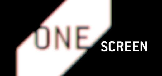 2019 One Screen Short Film Festival