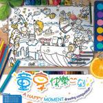 「童享快樂一刻」A HAPPY MOMENT drawing competition