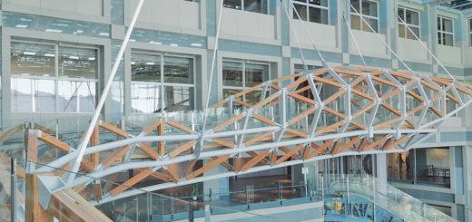 科教館。走著橋「博物館之橋」攝影徵件