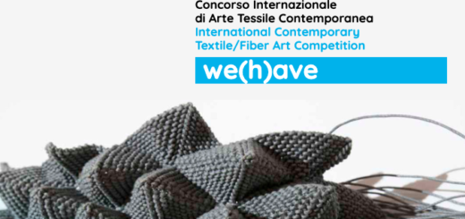 2019義大利第十一屆「瓦奇里納獎」國際當代織品纖維藝術競賽