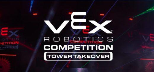 2019-2020 VEX IQ Taiwan Open 機器人競賽