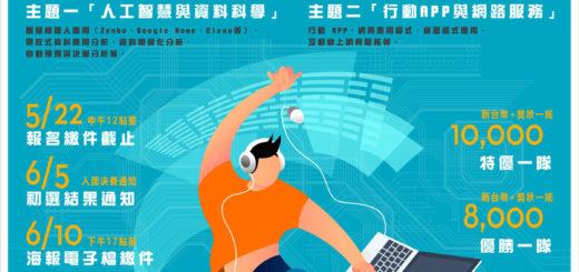2020臺北醫學大學程式設計競賽.創新應用程式類