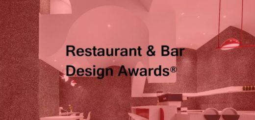 2020英國國際餐廳和酒吧設計大獎