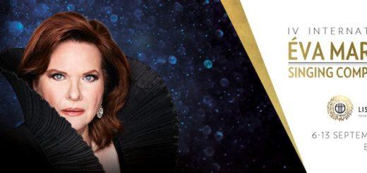 2020第四屆 Eva Marton 國際歌唱大賽