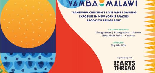 YAMBA MALAWI + ARTS THREAD + YAG CHALLENGE