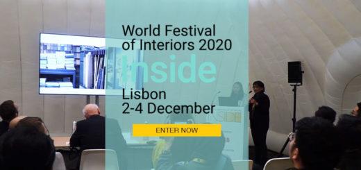 2020年拍板里斯本 INSIDE 室內設計獎