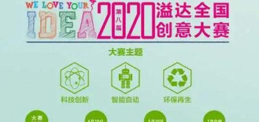 2020第八屆溢達全國創意設計大賽