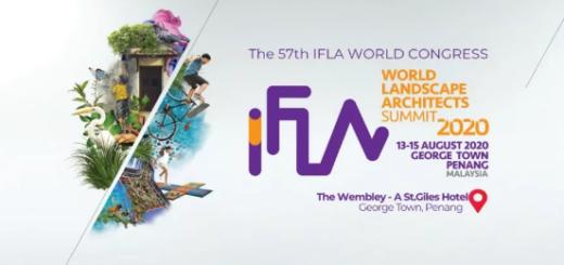 2020 IFLA 景觀設計競賽
