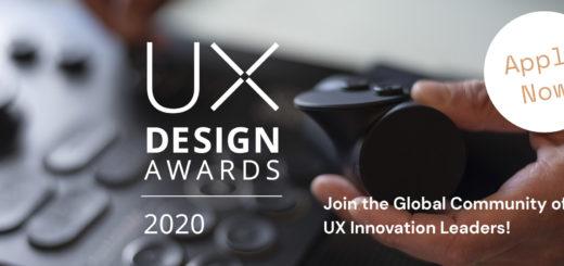 2020 UX Design Awards