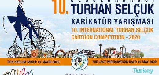 10th International Turhan Selcuk Cartoon Competition Turkey 2020