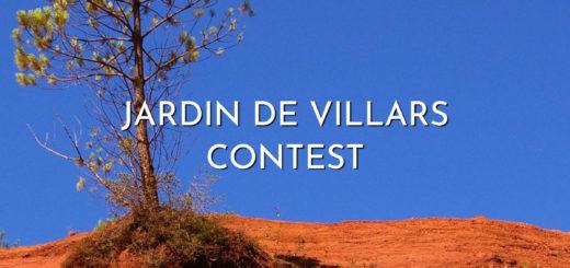 JARDIN DE VILLARS CONTEST