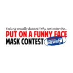 Put On a Funny Face Mask Design Contest