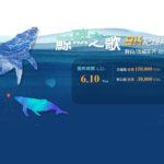 台達「鯨碳之歌」8K紀錄片.對白&改編影片徵件