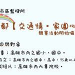 109年港都「交通情.家園心」漫畫、徵文、短片(動畫)競賽