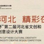 2020第二屆河北省文創和旅遊商品創意設計大賽.保定區分賽