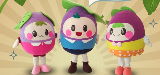 「烈嶼鄉芋頭吉祥物」創意命名比賽
