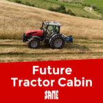 Future Tractor Cabin – Innovation project for the SDF Group