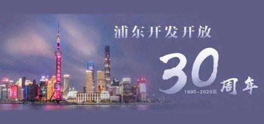 2020「紀念浦東開發開放三十週年」主題書畫攝影比賽徵稿