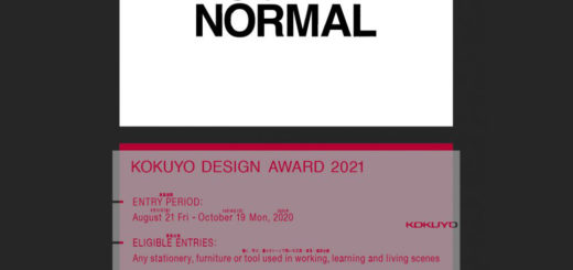 2021「POST-NORMAL 」KOKUYO DESIGN AWARD