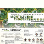 ACA's 7th International Design Competition