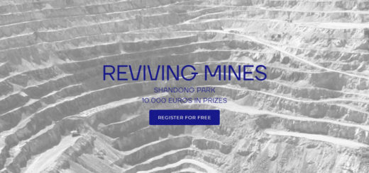 REVIVING MINES 復興礦山建築設計競賽