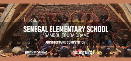 塞內加爾 Sambou Toura Drame 小學建築設計競賽
